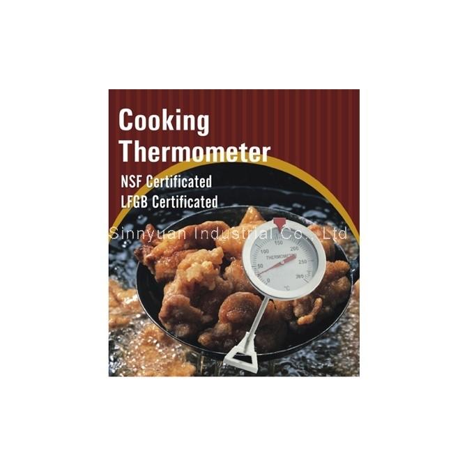 Bimetal thermometer: SYB-04B