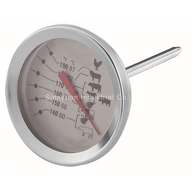 Bimetal meat thermometer: SYB-01B